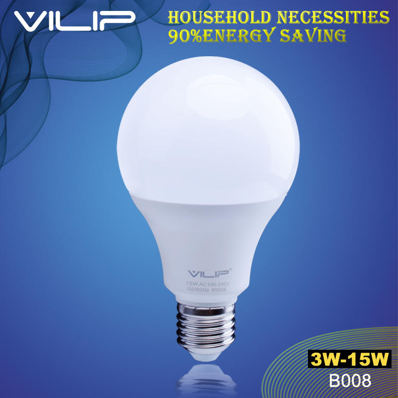 Vilip Hot LED Lamp Bulb Light New Bombillas Saving Energy lampada High Brightness 3 5 7