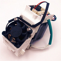 REPLACEMENT EXTRUDER HEAD KIT For UP PLUS Afinia 3D Printer Extruder Head Assembly For UP 3D