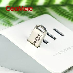 Image 5 - Ceamere CD04  USB Mini Flash Drive 8GB/16GB/32GB/64GB Pen Drive Metal Pendrive USB 2.0 Flash Drive Memory stick USB disk 1GB/2GB