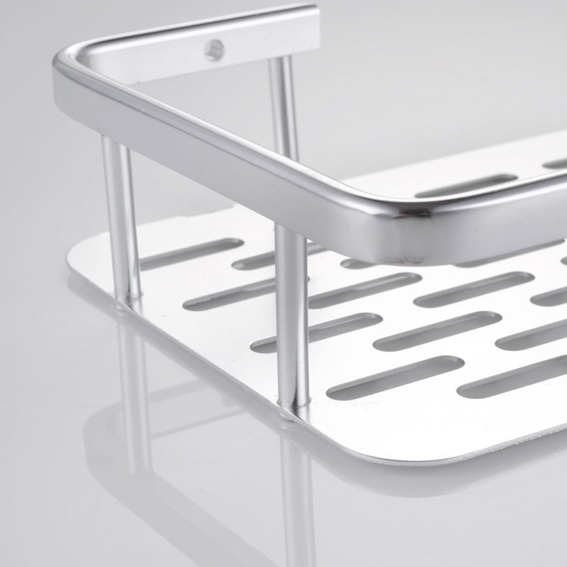 KES A4028A 12 Inch Aluminum Bathroom Shelf Wall Mounted, Silver Sand ...