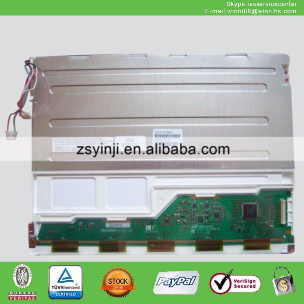 12.1 800*600 a-si panneau de TFT-LCD LQ121S1DG4112.1 800*600 a-si panneau de TFT-LCD LQ121S1DG41