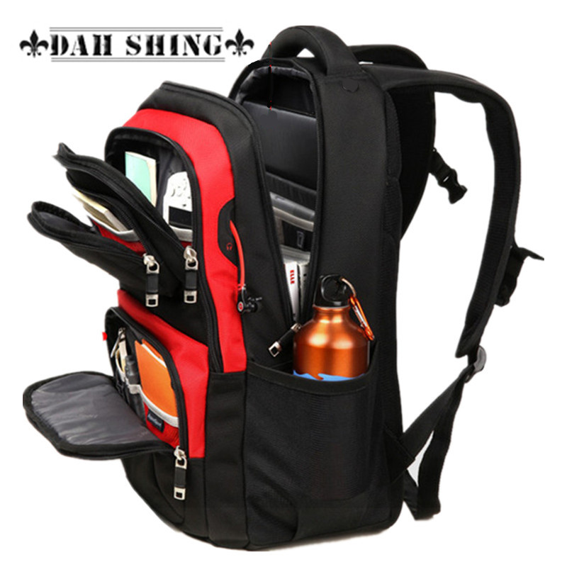 Fashion large capacity durable oxford fabric women backpack school bag men's travel backpack mochilas laptop bag 17 sizes sosw fashion anime theme death note cosplay notebook new school large writing journal 20 5cm 14 5cm