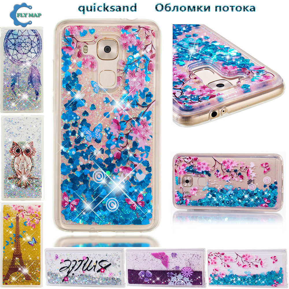 Phone Bags & Cases Hearty For Huawei Nova 2i Nova2 I 2 Rne-l21 Rne L21 L22 L23 L01 L02 Glitter Stars Dynamic Liquid Quicksand Tpu Case Cover Casing Capa