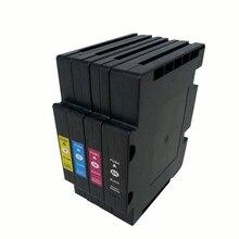 Vilaxh SG400 Sublimatie Inkt Cartridge Voor Ricoh GC41 SAWGRASS SG400 SG800 SG400NA SG400EU Aficio SG2010 SG2100 Printer