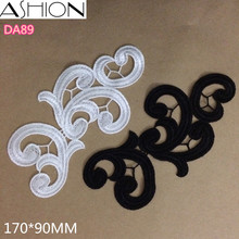 flower accessories embroidery dress
