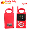 V8.1 Handy Baby Auto Key Programmer with english language Hand-held Car Key Copy programmer for 4D/46/48 CBAY Chip Programmer