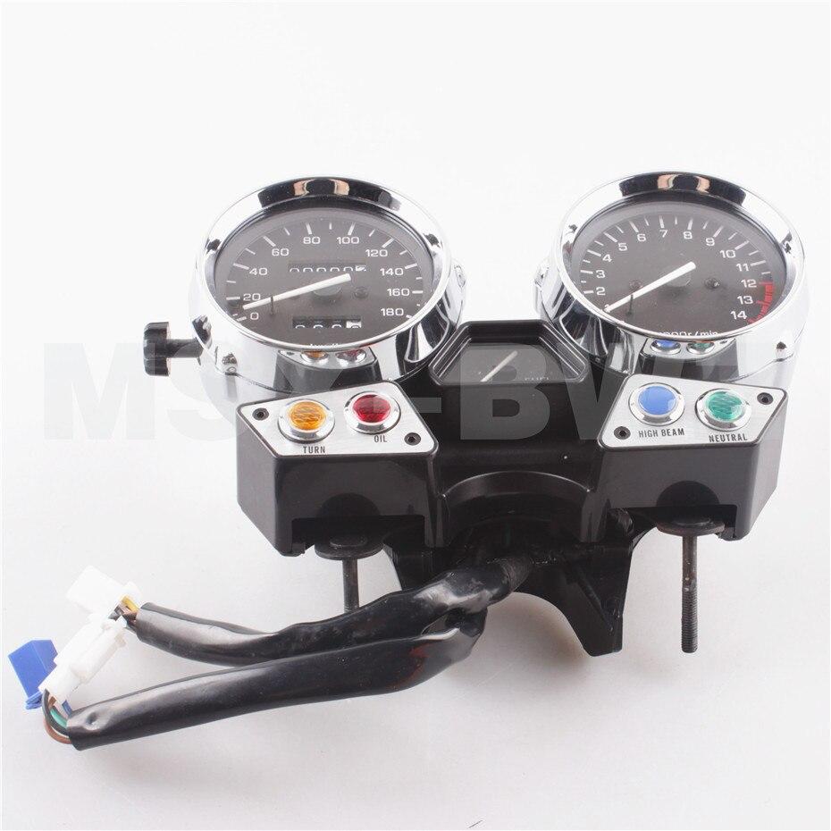 Motorcycle Speedometer Tachometer Speedo Gauge Instrument For Yamaha XJR 400 93-96 19931994 1995 1996