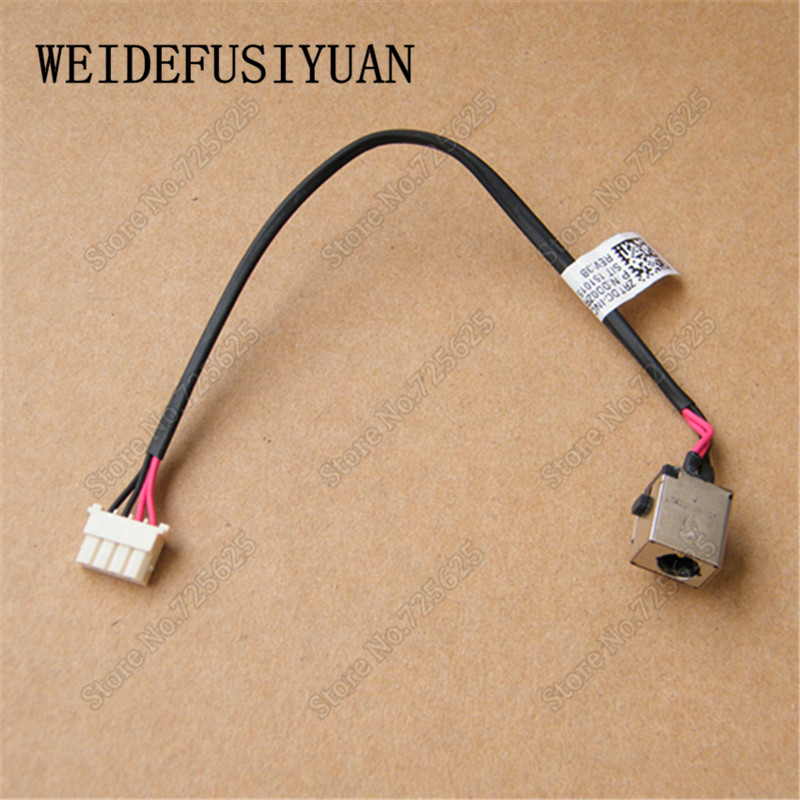 Acer Aspire E5-522 E5-532 E5-573 E5-574 V3-574 V3-575 EX2511 DC Power Jack Cable