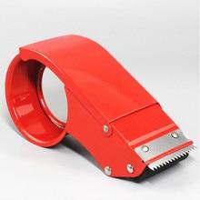 Ручное устройство запечатывания японской ленты диспенсер роликовый инструмент офисные принадлежности 60 мм ширина ленты резак упаковщик резки