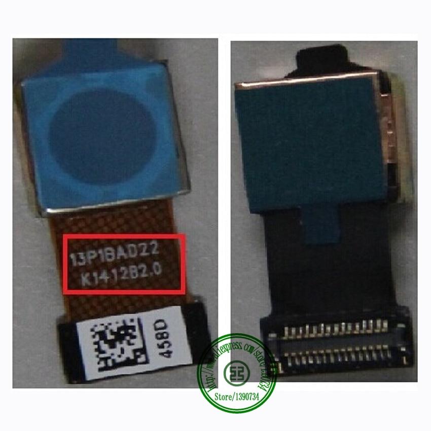 imágenes para Probado de Trabajo Principal de la Cámara Trasero Grande de Calidad superior Para Lenovo S850 S850t Teléfono Mobiile piezas de Repuesto
