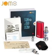 JOMOTECH 40W Electronic Cigarette Kit 2200mah Battery Vape Box Mod 3ml Caporizer Lite 40 E-cigarette Kits With Coil Tank Jomo-02