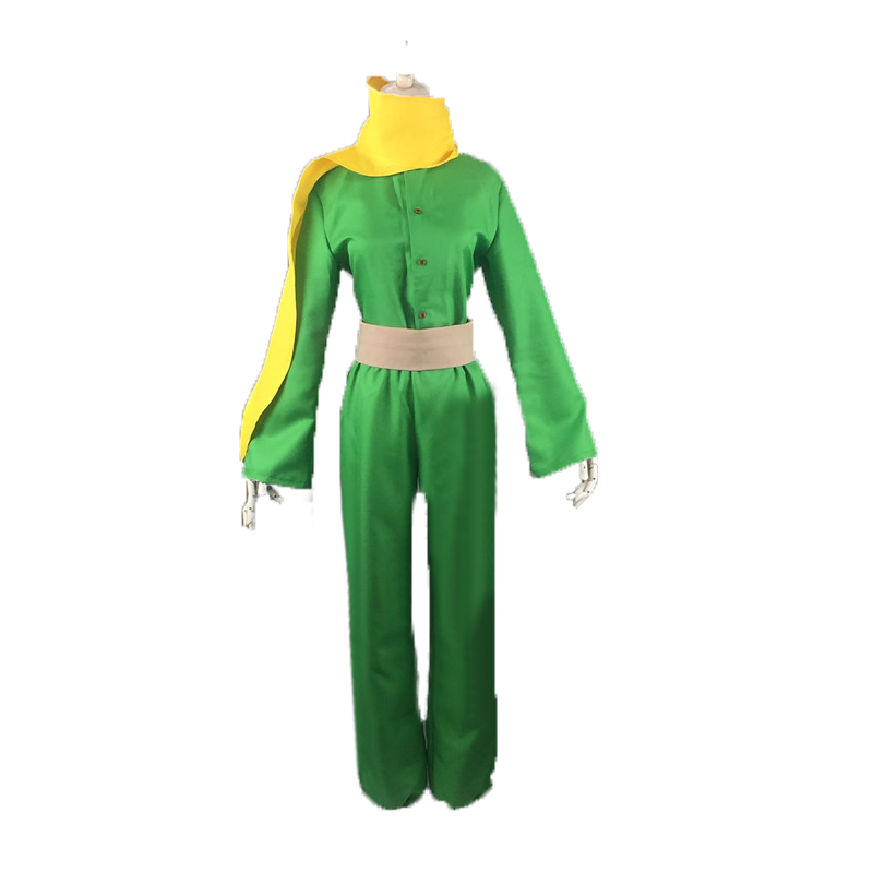 movie The Little Prince cosplay costume Le Petit Prince stage costumes Customized