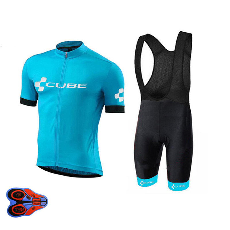 Pro Cycling Jersey 2018 CUBE Bicycle Clothing Team Racing Sport Bike Clothes Shirts Wear Short Sleeve Maillot Ciclismo bicicleta teleyi bike team racing cycling jersey spring long sleeve cycling clothing ropa ciclismo breathable bicycle clothes bike jersey