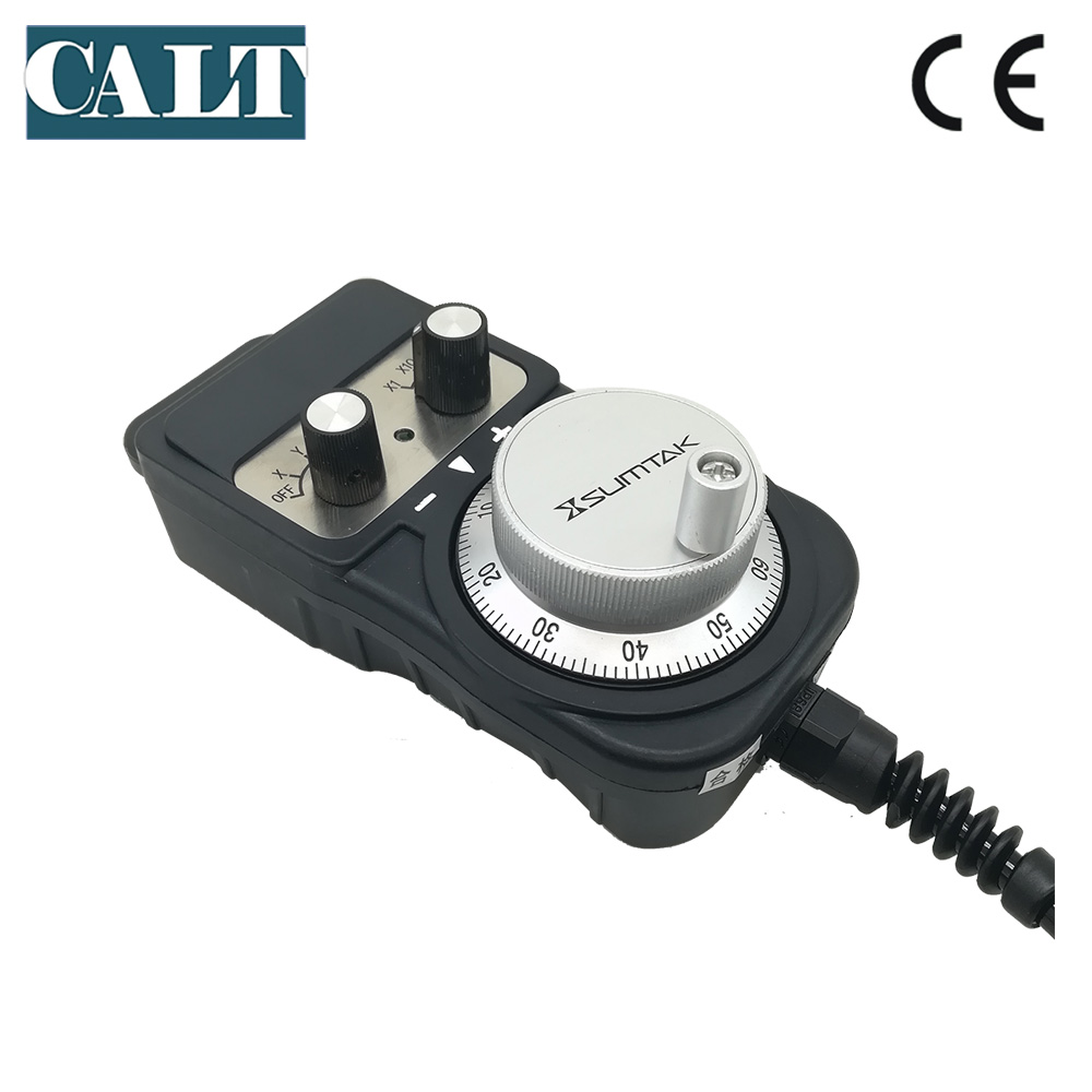 Высокоточный Ручной импульсный генератор SUMTAK, 12 Вольт, 25ppr, RT068 MK2 T