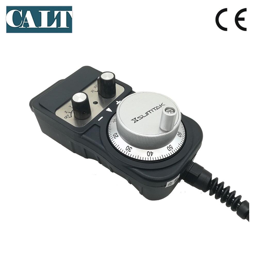Générateur d'impulsions manuel SUMTAK haute précision 12 volts 25ppr RT068-MK2-T d'encodeur de roue à main
