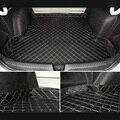 Автомобильные коврики для багажника tesla model s JAC S2 jac s3 jac j3 аксессуары для автомобильного грузового лайнера коврик в багажник коврики для бага...