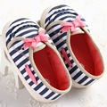 Toddler Shoes A Toddler Soft Bottom Stripe; Male And Female Baby Baby Leisure Shoes YEW339