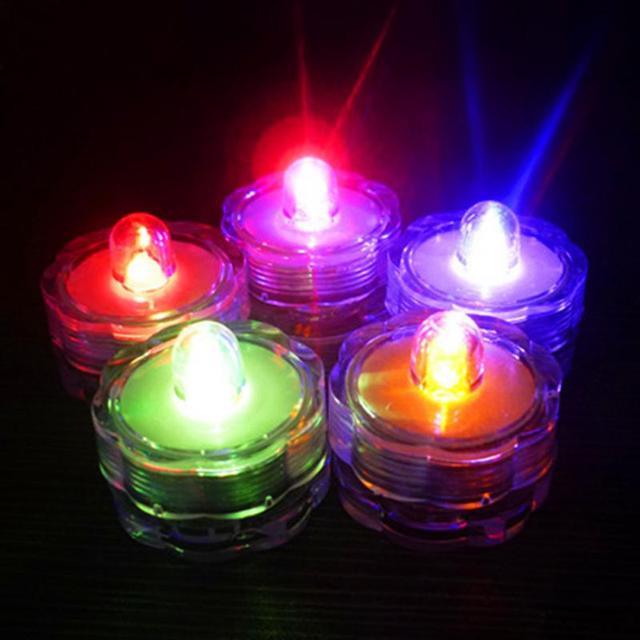 Night Verlichting Kaars LED Lamp Kinderkamer Nachtlampje Party ...