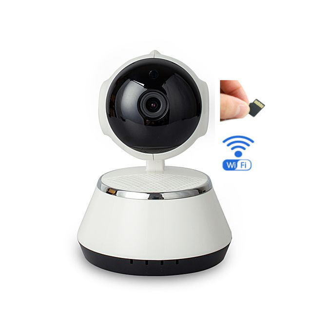 HD Mini Wifi IP Camera Wireless 720P Smart P2P Baby Monitor Network CCTV Security Camera Home Protection Mobile Remote Camera