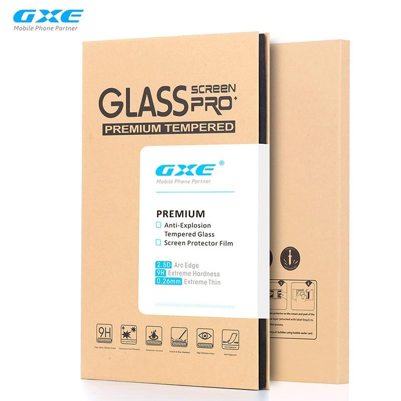 GXE Premium Tempered Glass Film For Lenovo K6 Power K5 Plus K4 K3 K5 K6 Note A6600 Plus LCD Screen Protector Protective Guard