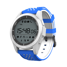 2018 F3 Smart Watch IP68 Waterproof Swimming Bracelet Outdoor Mode Fitness Tracker Reminder Wearable Devices Smart Wristwatch