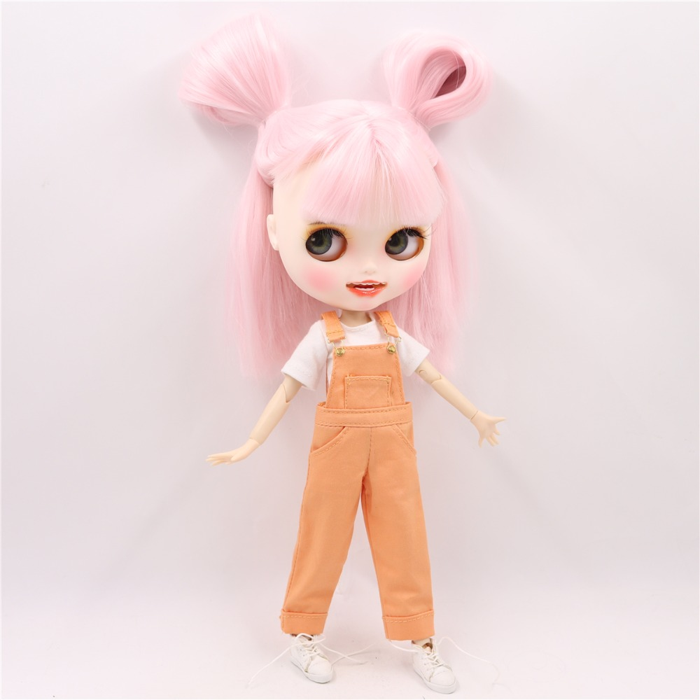 Elena - Premium Custom Blythe Doll with Smiling Face 2