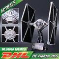 NUEVO 1685 Unids LEPIN 05036 TIE Fighter Modelo de Star Wars Building blocks Ladrillos Clásico Compatible 75095 Niños Regalos