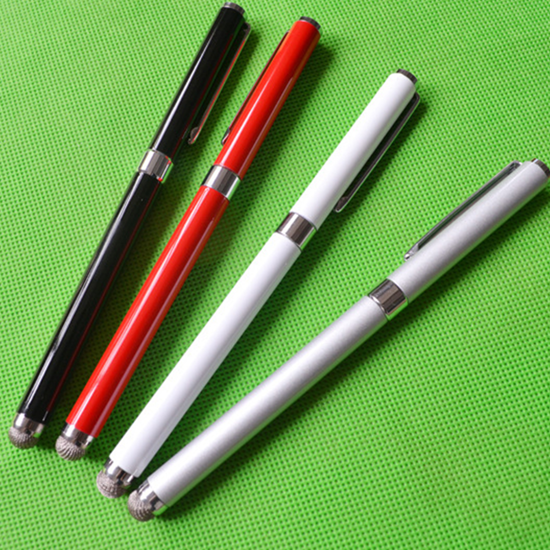 Touch Screen Pen Conductive Cloth Capacitance Pen Conductive Fiber Stylus Dual-use  Pen Nano Stylus Pen