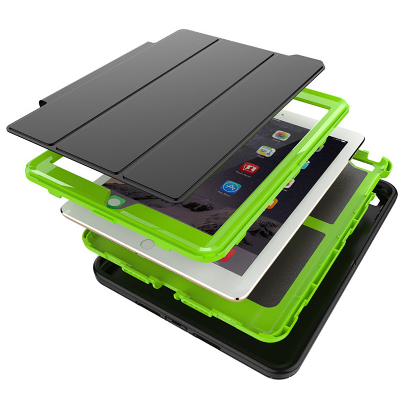 Hmsunrise 360 caso de protección completa para apple ipad 9.7 - Accesorios para tablets - foto 3