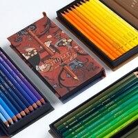 Марко 80 цветов es Lapis De Cor коллекция мастера масляный цветной карандаш цветные карандаши рекламные Dibujo цветные карандаши