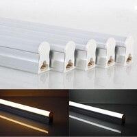 5 pcs lot T5 6w 30cm SMD3014 White Warm White LEDs Fluorescent Sun Light Lamp Bulb Tube free 5 pcs light