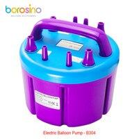 B304 Высокая мощность четыре заполнения сопла надувной электрический насос для шаров воздушный насос боросино