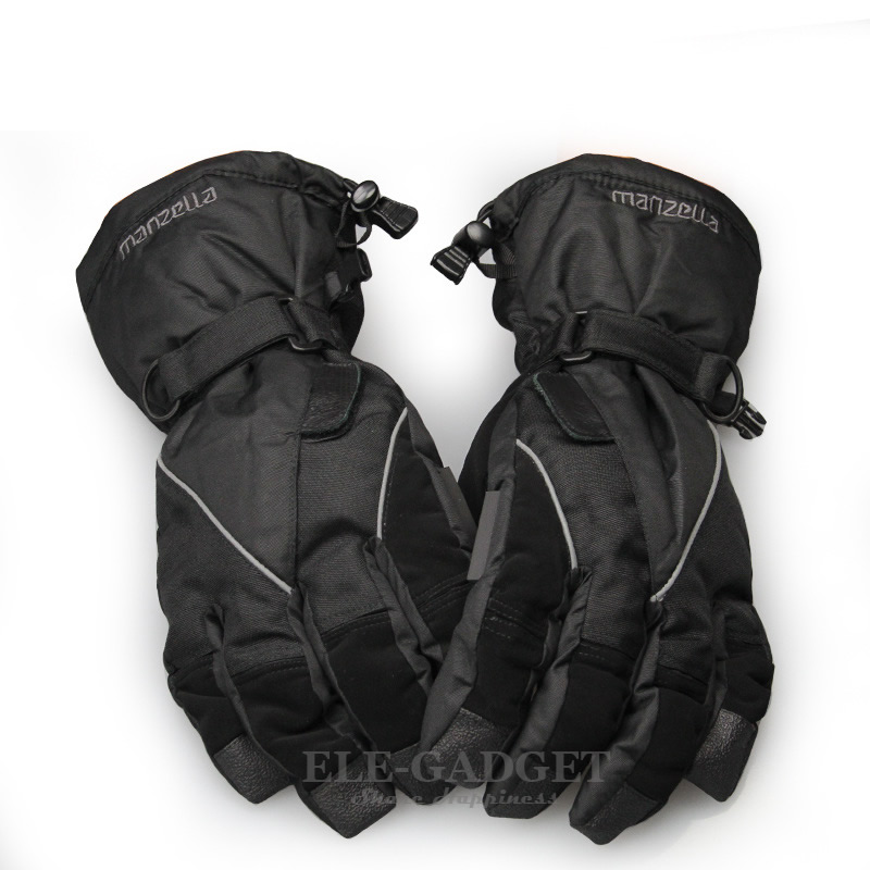 Winter Working Gloves Anti-Skidding Anti-Wind Warm Gloves For Outdoor Sports Work Safety Hands Protection цена