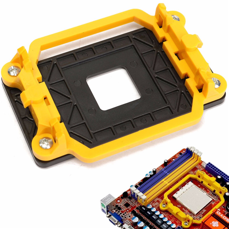 New CPU Fan Holder Cooler Cooling Retainer Retention Base Bracket For AMD Socket AM3+ AM2+ AM2 940