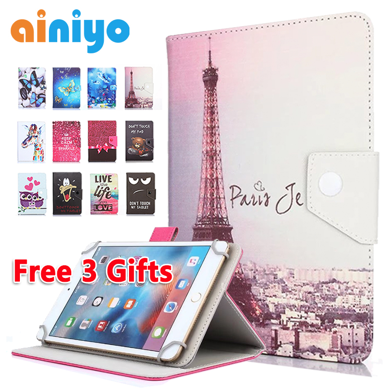 Universal Cartoon Case For Acer Iconia One 10 B3-A42/B3-A50FHD/B3-A32/B3-A40/B3-A30/B3-A20/B3-A10 10.1 Inch Tablet Pc Cover