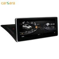 Carsara 안드로이드 디스플레이 아우디 A4L A5 S4 S5 2009-2016 10.25