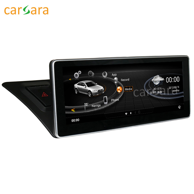 carsara android display for audi a4l a5 s4 s5 2009 2016 10. Black Bedroom Furniture Sets. Home Design Ideas