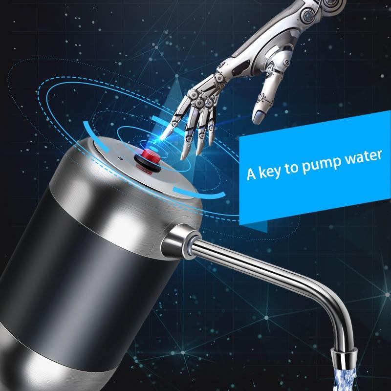 1800mAh Batterie Tragbare Reise Wireless Water Dispenser - Küche, Essen und Bar - Foto 3