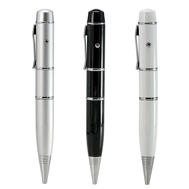 Verlichting pen USB Flash Drives Met leds multifunctionele laser ...