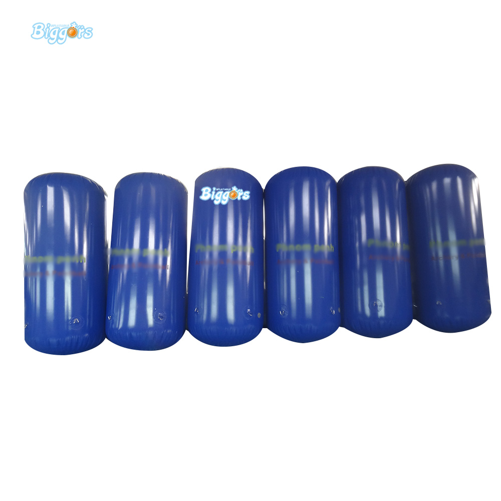Sea Shipping Nice Quality Cheap Inflatable Laser Tag Paintball Military Bunkers Obstacle free sea shipping inflatable slide jumper combo bouncer obstacle course