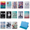 Cartoon PU Leather Case For IPad Pro 10 5 Inch 2017 Ultra Thin Slim Flip Smart