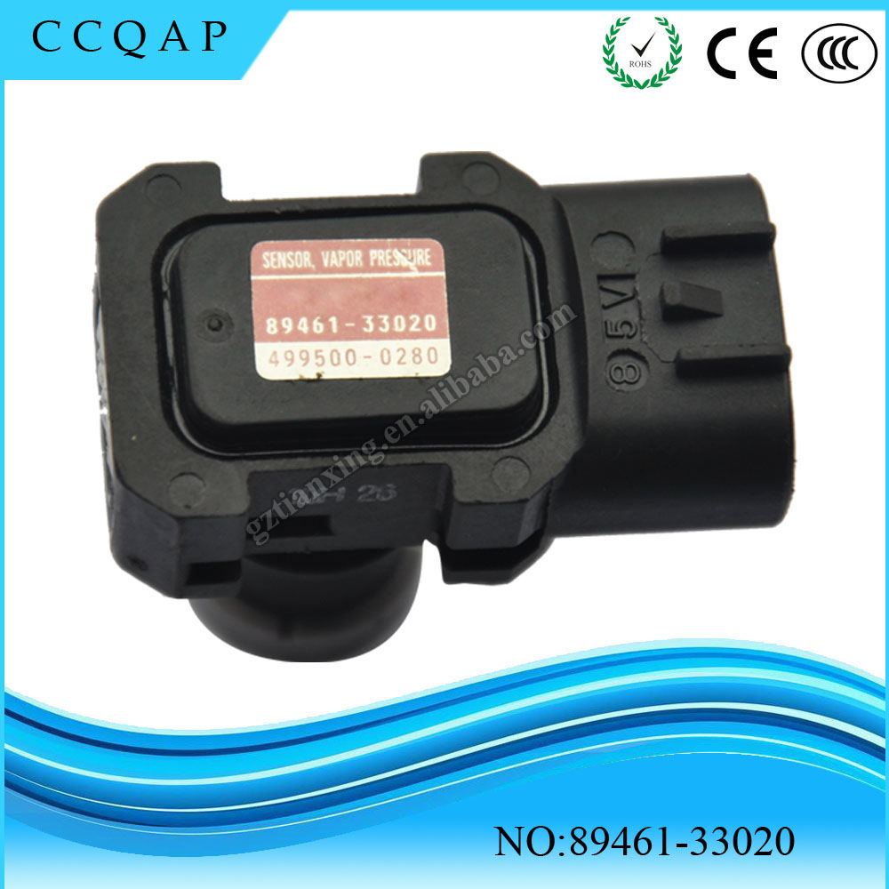 High quality 89461-33020 Auto Vapor Pressure Sensor/Map sensor for Toyota