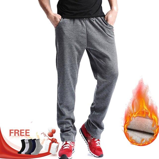 E-BAIHUI Người Đàn Ông mới Phòng Tập Thể Dục quần Giữa Bông Người Đàn Ông của Thể Thao tập thể dục tập thể dục Quần giản dị thể thao chạy bộ quần skinny quần MJ002