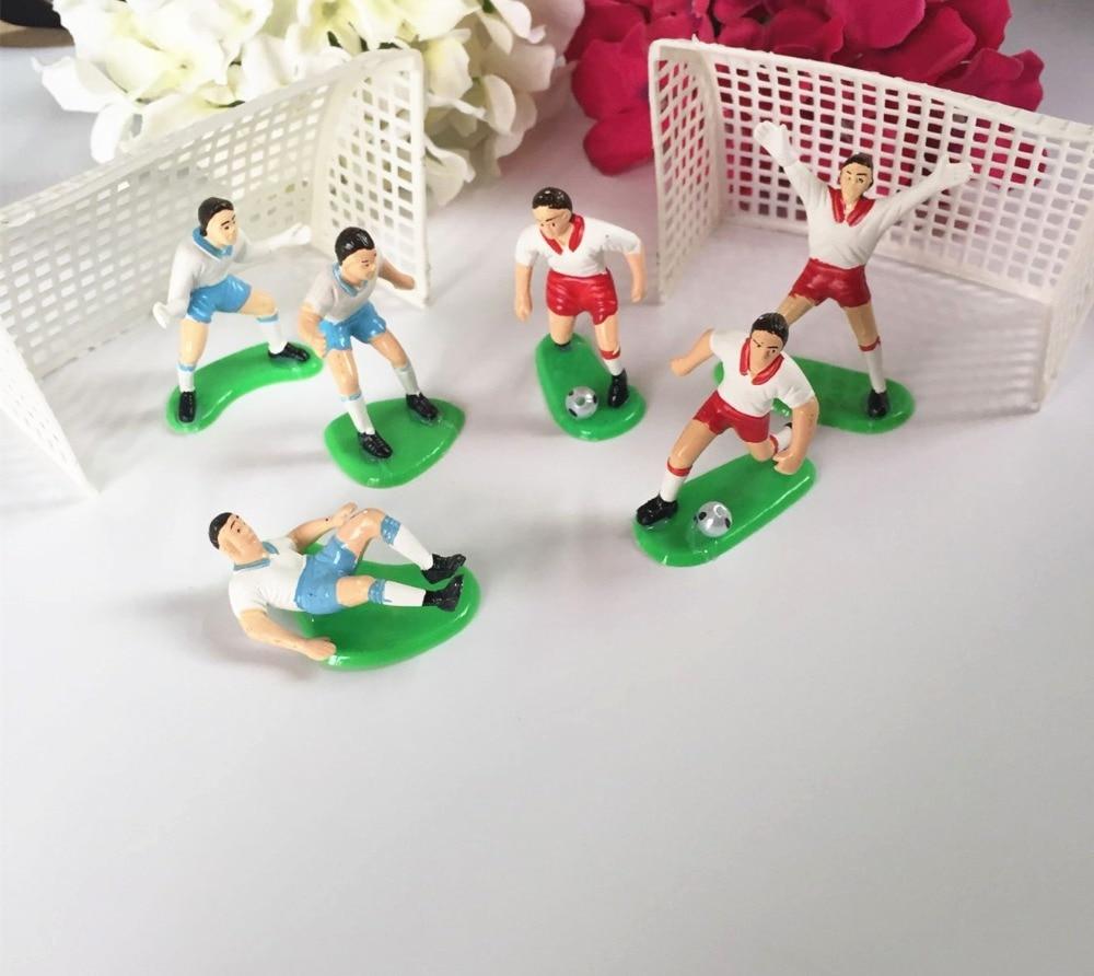 Soccer Cake Decorating Kit