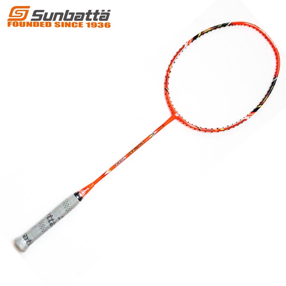 28lbs 1pc SUNBATTA PIONEER 2800 Badminton Racket/badminton Racquet