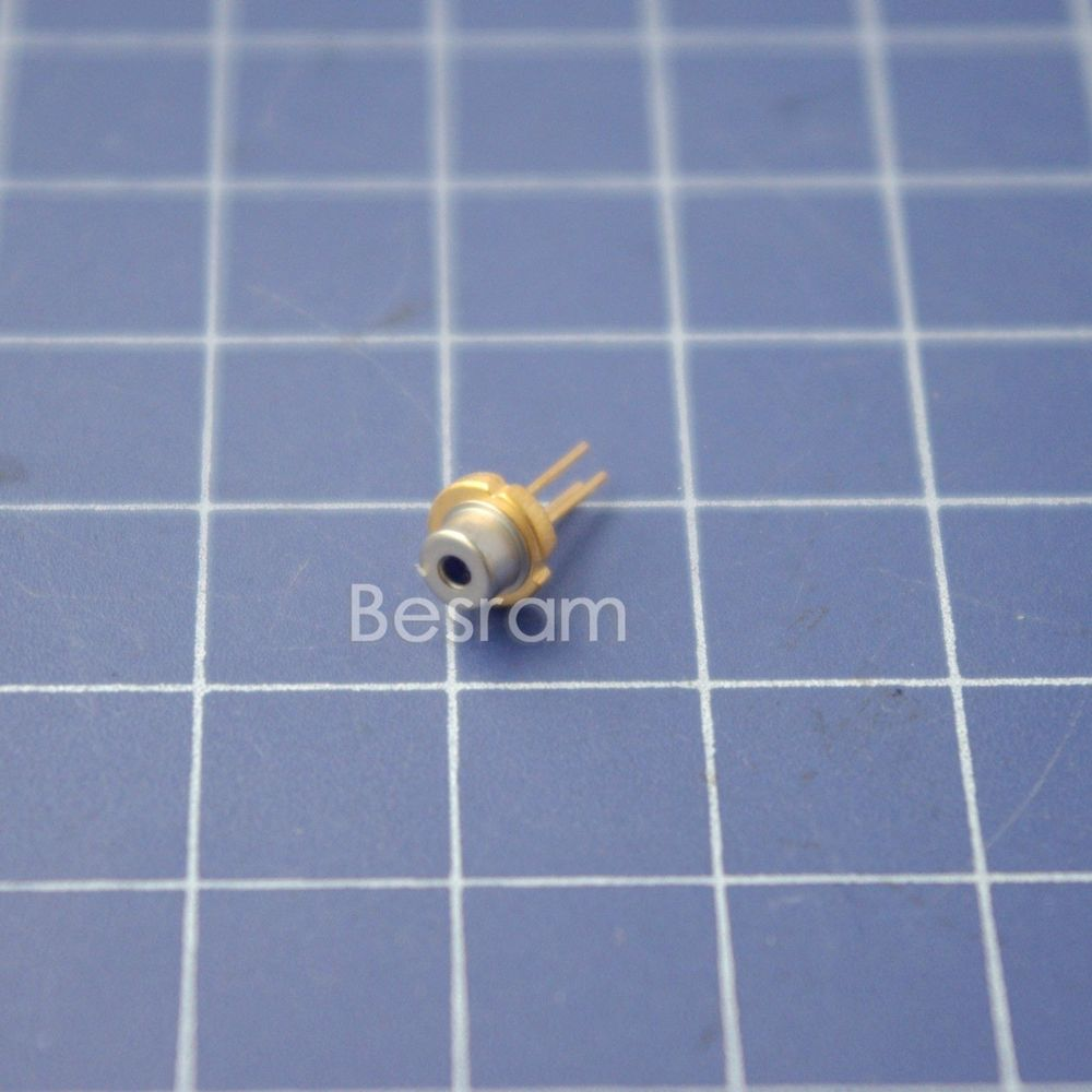 50pcs QSI LS2208 650nm 7mW 70 degree Red Laser Diode LD for Bar Code Machine