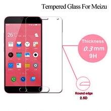 2 шт./лот закаленное стекло GerTong 9H для Meizu M3 Note M1 M2 Note M2 mini MX4 MX5 Pro 5 MX6 Защитная пленка для экрана