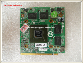 Test 512MB nVidia GeForce 9600M GS VG.9PG06.003 Video Graphic Card for Acer Aspire Acer Aspire 5920 5720 6930 7720 5530 Laptop