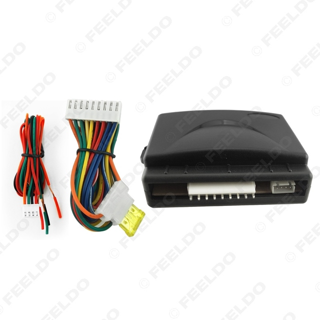 Direct Control Type Car Power 4 Windows Roll-up Module For Car Alarm 2/4 Doors #FD-913