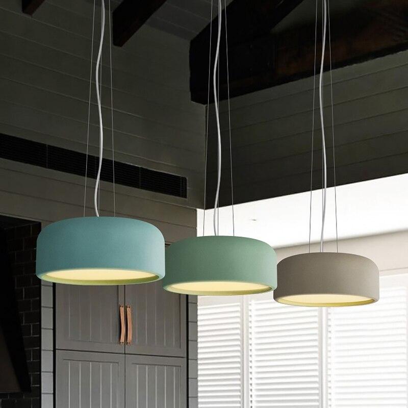 Modern Pendant Light Wood Light Aluminium Lampshade Nordic Style Suspension Luminaire Hanging Lamp Vintage Pendant Lamp Rustic new arrival modern chinese style bamboo wool lamps rustic bamboo pendant light 3015 free shipping